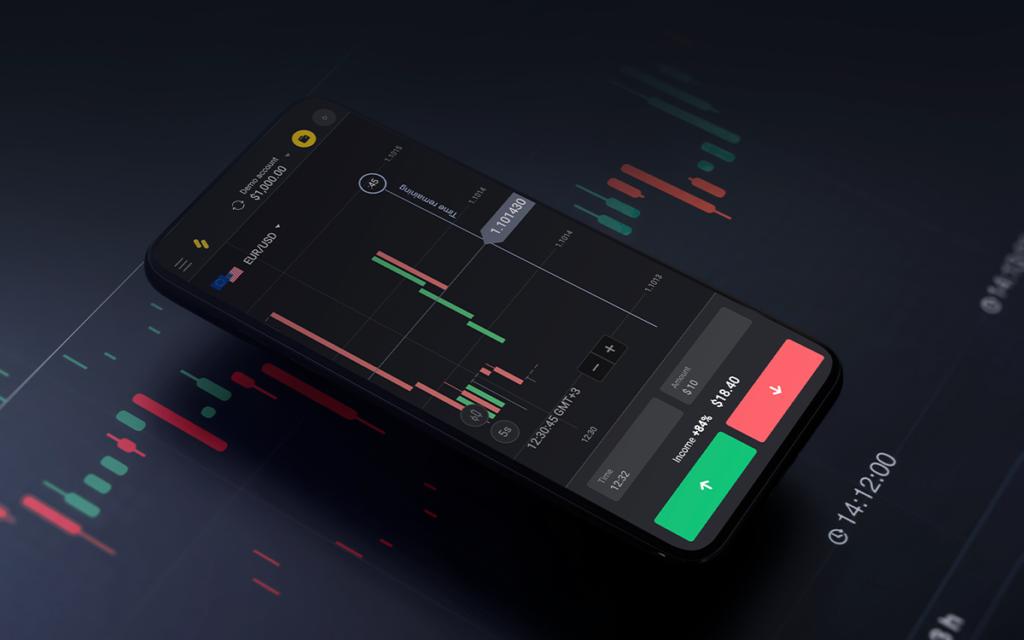 binomo trading app